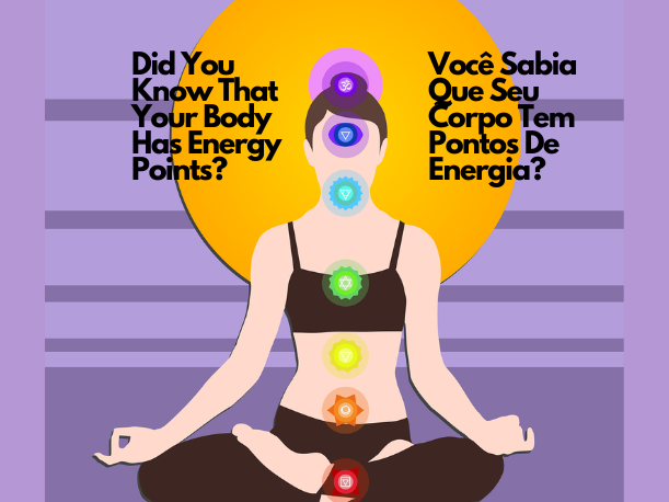 Did You Know That Your Body Has Energy Points?
