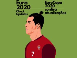 Euro 2020: check updates!